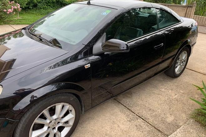 Opel Astra Cabrio 1.9 CDTI
