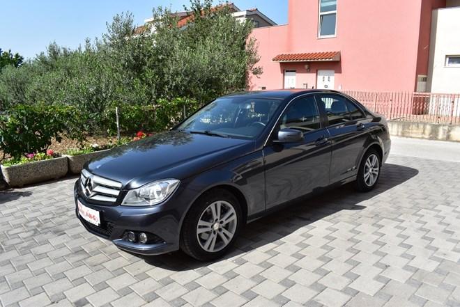 "Mercedes-Benz C-klasa 180 CDI BlueEfficiency,Alu16"",Park.Senz.,Navi."