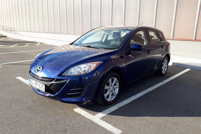 Mazda 3 CD116TX