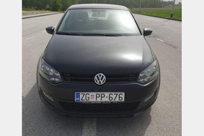VW Polo 1,2 TDI, 5 vrata