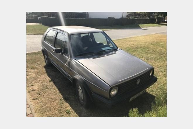 VW Golf II 1.6 D