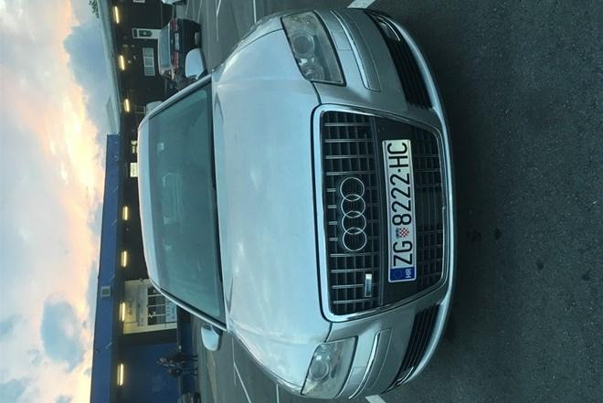 Audi a8 registriran godinu plin zamjena 6999€