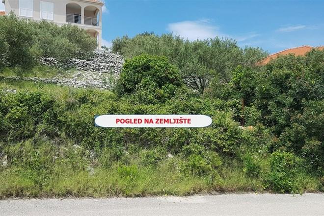 Zemljište Blato, Prigradica