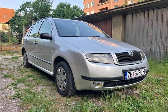 Škoda Fabia Combi 1.4 MPI REG. GODINU DANA