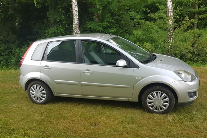 Ford Fiesta 1.4 dCI