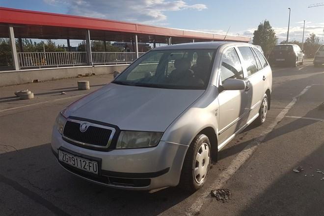 Škoda Fabia Combi 1.2, 12V