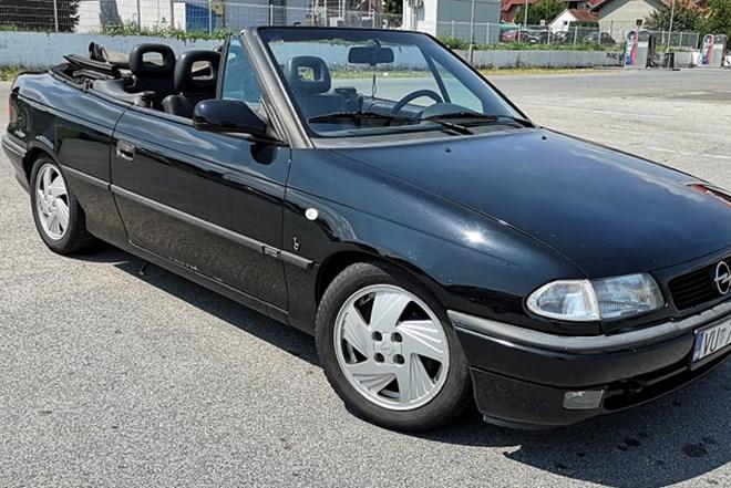Opel Astra Cabrio Bertone F 2.0 16v 110kw (C20XE)