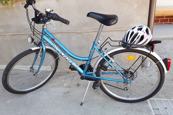 Rog Robinson bicikl + kaciga gratis