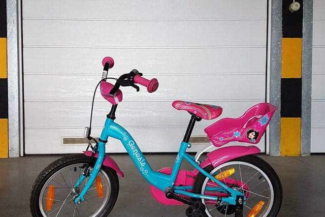 """Prodajem dječji bicikl 16"""""""