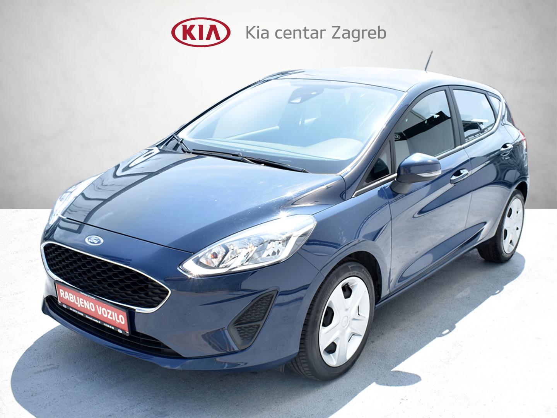 Ford Fiesta 1.5 TDCI,BLUETOOTH, 2 GODINE GARANCIJE