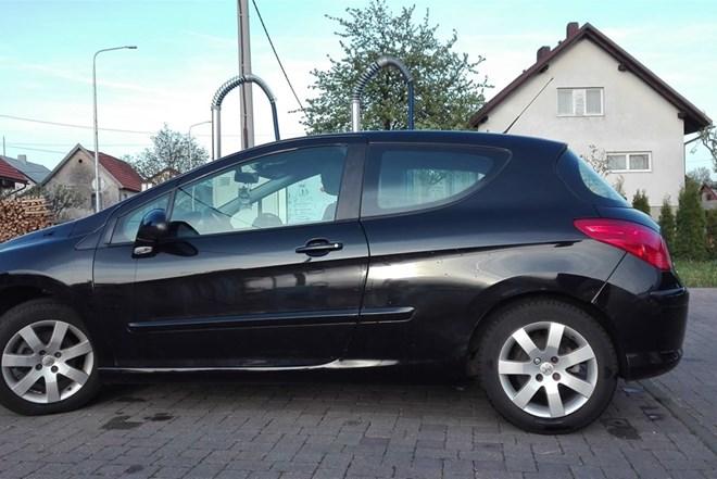 Peugeot 308 1.6 16v. Vti