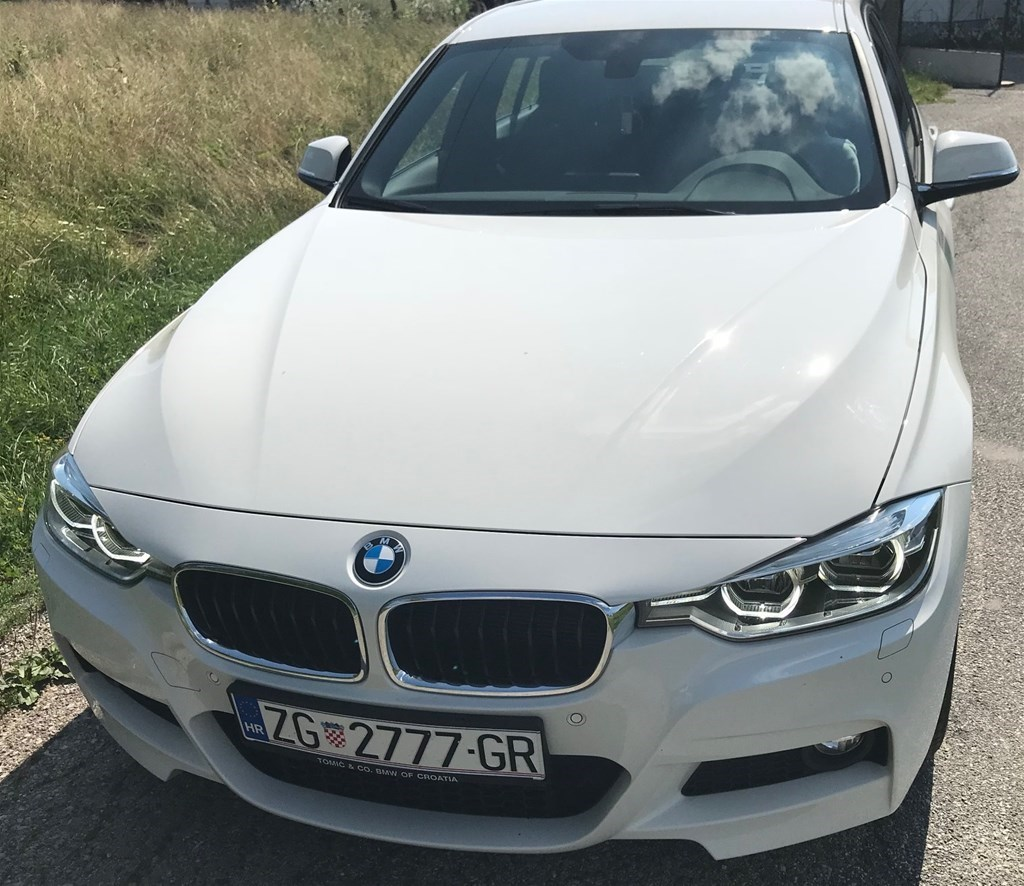 Bmw 320d M Sport: BMW 320D M Sport Automatik