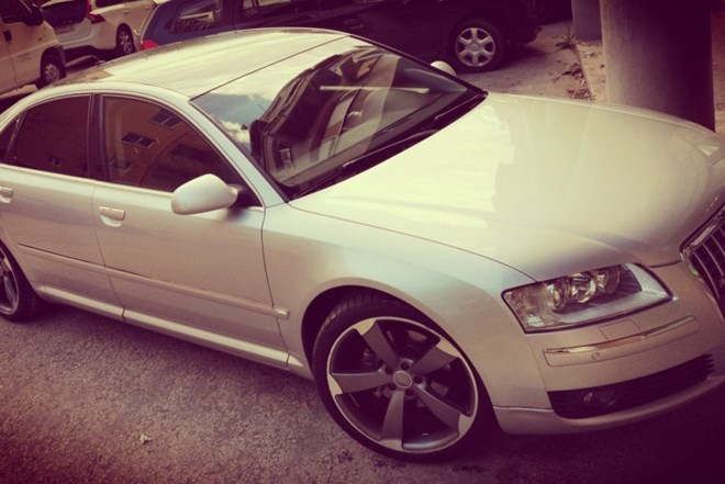 Audi A8 3.0tdi