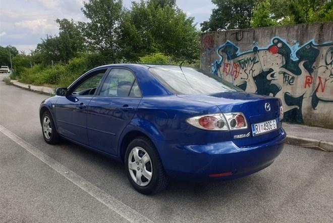 Mazda 6 2.0 CD 120 **reg.02/2020.**
