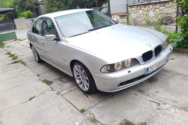 BMW serija 5 3.0 diesel