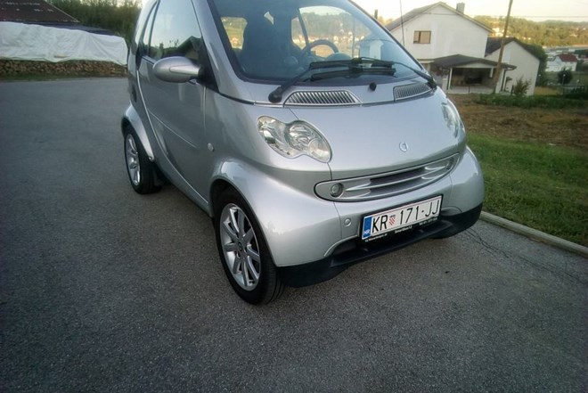 Smart fortwo coupe 450