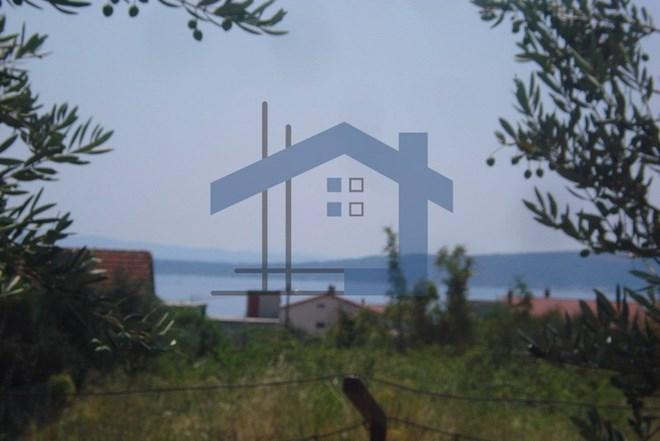 Kaštela, Rudine građevno zemljište 500 m2 super lokacija