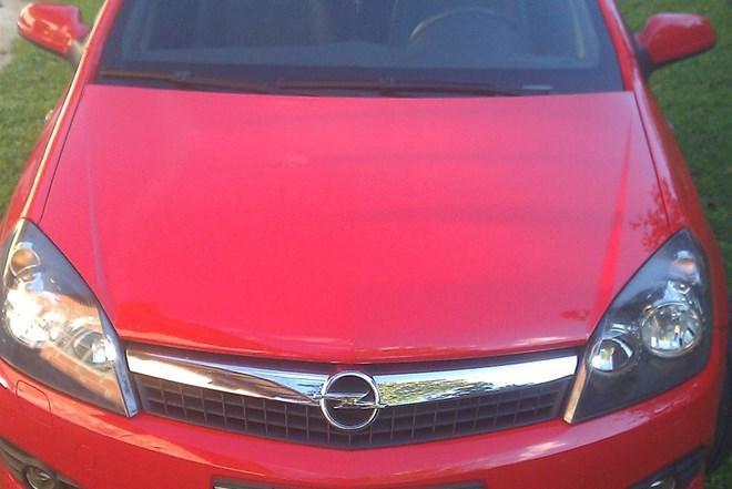 Opel Astra Cabrio Opel Astra Cabrio 1.8 16V