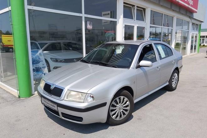 Škoda Octavia 1.9 TDI (NEMA TROŠKA PRIJEPISA)