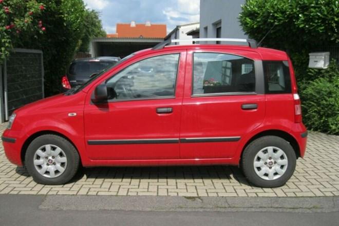 Fiat Panda 1.2 KLIMA 55000 TK  Reg. Godinu dana