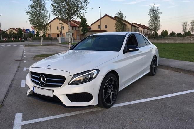 Mercedes-Benz C-klasa AMG + Night paket | INDEX OGLASI