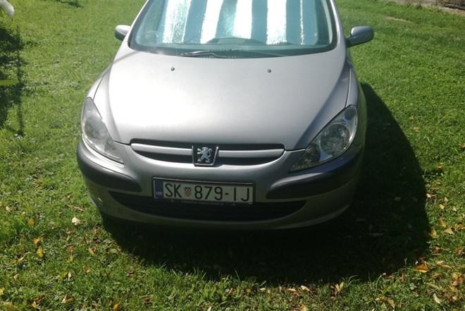 Peugeot 307 1,4 benz
