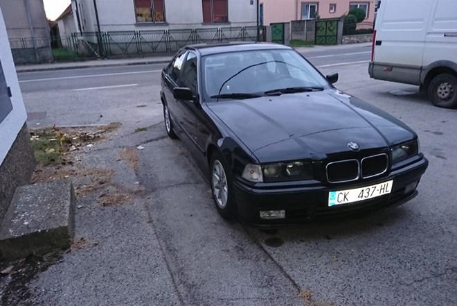 BMW serija 3 318i+LPG, moze i zamjena(stari civic, volvo karavan itd....)