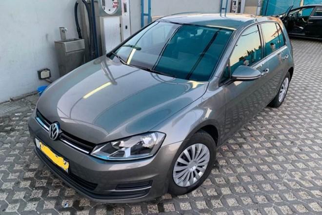 VW Golf VII 1,6 TDI **TIP TOP**
