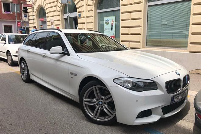 BMW serija 5 Touring 2.0 d, M paket