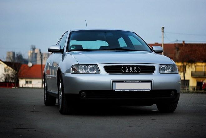 Audi A3 1.9 TDI 96 kw, 6 brzina