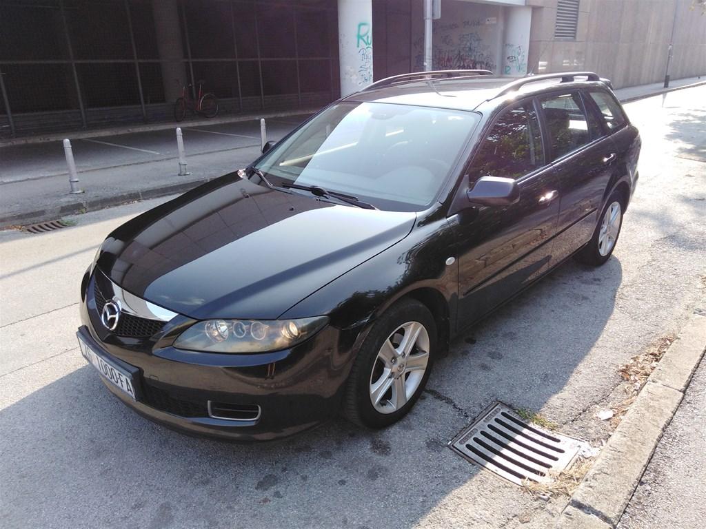 Mazda 6 Sport Combi 2.0 CD Redovno održavan 164000 km