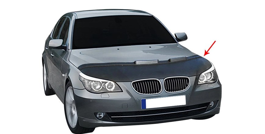 BMW E60 HAUBA ORIGINAL