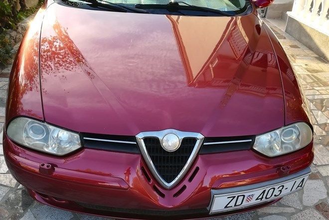 Alfa Romeo 156 2,4jtd