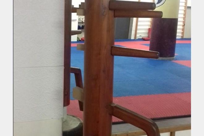 Drvena lutka za Wing Chun