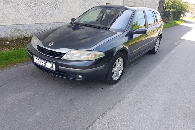 Renault Laguna Grandtour 1,9 dCi *REGISTRIRAN 1 GOD. **CIJENA 1750 EURA I NIJE FIKSNA***