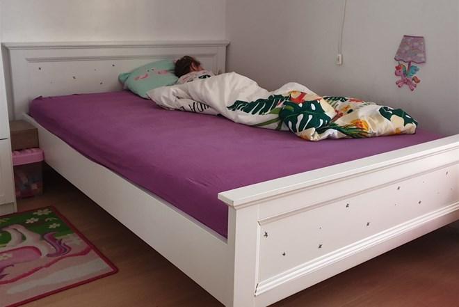Krevet madrac podnica 140x200