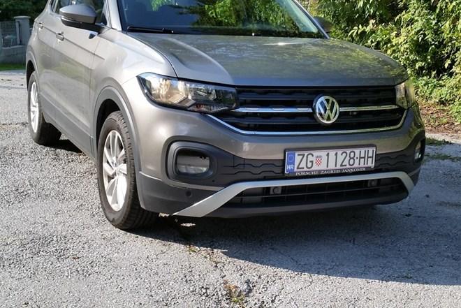 VW T-CROSS 1.0 TSI   70KW