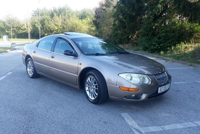 Chrysler 300M 3,5 Plin!