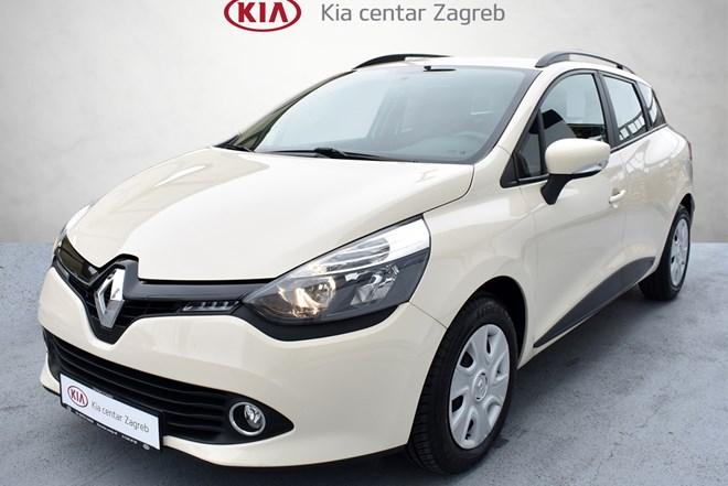 Renault Clio 1.5 DCI,TEMPOMAT,NOSAČI,BT, 2 GODINE GARANCIJE