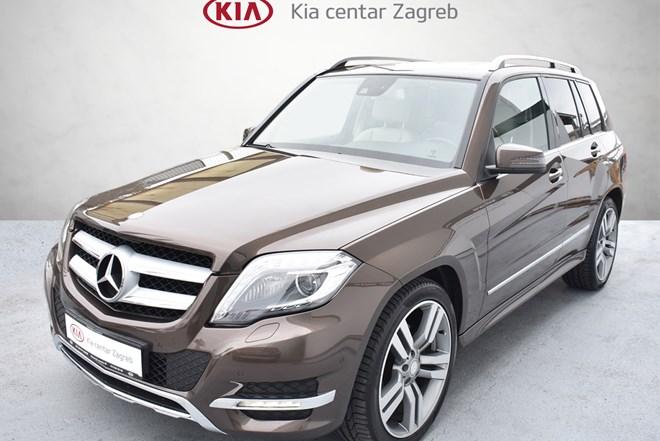 Mercedes-Benz GLK klasa 220 CDI 4MATIC,BIXENON,NAVI,EL.SJEDALA, 2 GODINE GARANCIJE