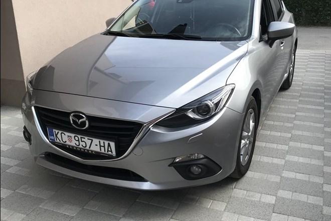 Mazda 3 2.0 G120