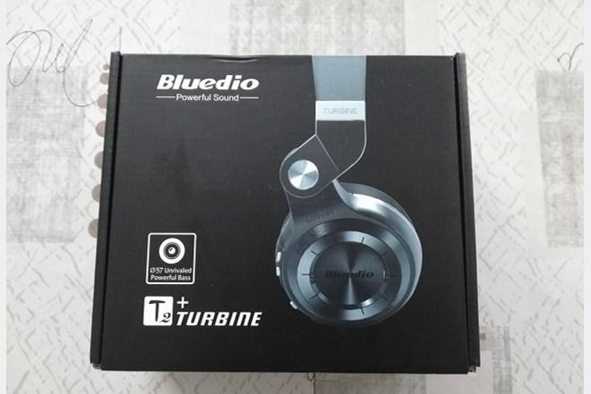Blueaudio T2+ Hurricane bežične slušalice