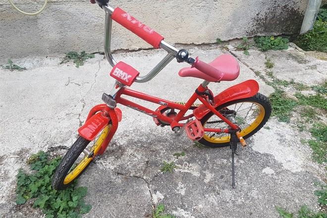 """Prodajem dva djecja bicikla16"""""""