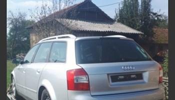 Audi A4 Avant 1.8 t automatik