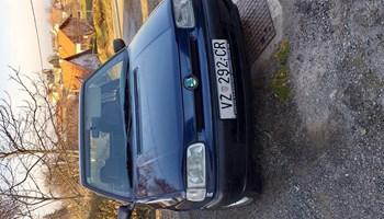 Škoda Felicia 1.9. DIZEL