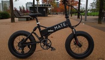 Mate-X električni bicikl
