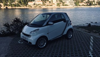 Smart fortwo coupe 451 passion