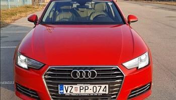 Audi A4 Avant 2,0 tdi, 150 ks, Stronic, virtual kokpit, 3 x klima, parkirni senzori, koza, navigacija, sportski volan, u sustavu PDV-a