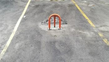 Najam parkirnog mjesta Cankarova