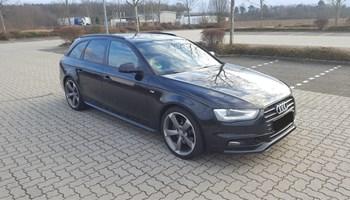 Audi A4 Avant 3.0 TDI,3xS Line,Black Edition,ACC,PDC,BI Xenon,Bang&Olufsen